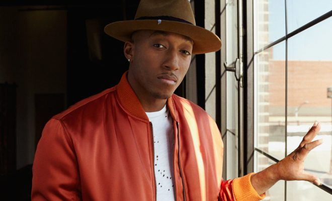 Lecrae: making hip-hop and Christianity work together