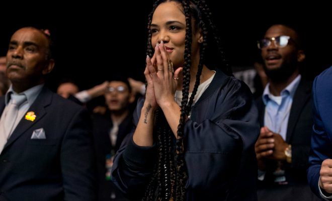 4ff7219ced2 Tessa Thompson: On Creed II, the future, and life without labels ...